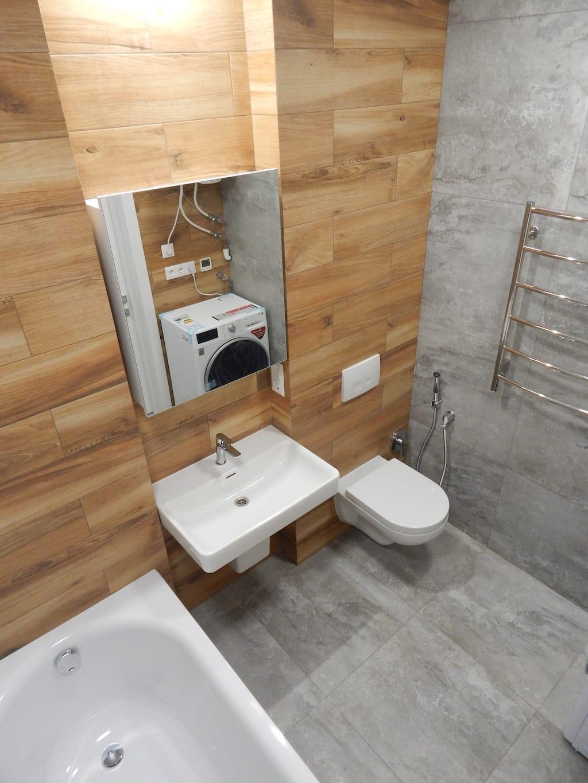Комплексный ремонт ванной: из чего состоит и сколько стоит