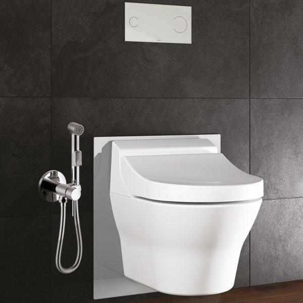 Гигиенический душ в санузле