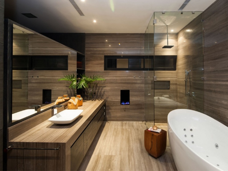 Зачем нужен дизайн ванной